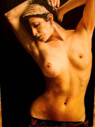 Poza Tiganca - Nud 1