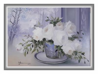 Poza Trandafiri albi   003