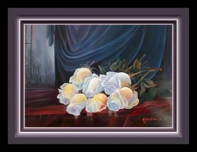 Poza  Trandafiri CU LUMINA DE SIDEF 1