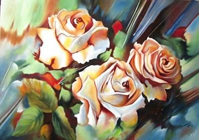 Poza Trandafiri pentru Sandrina