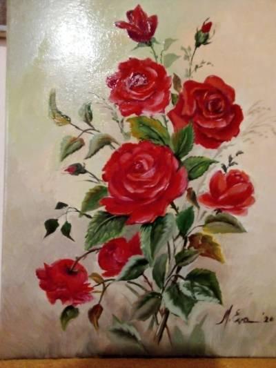 Poza Trandafiri rosii