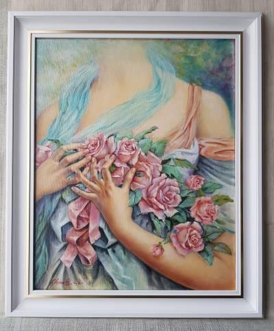 Poza Trandafiri roz