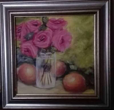 Poza Trandafiri si portocale