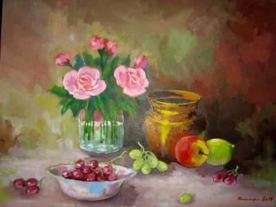 Poza Trandafirii roz