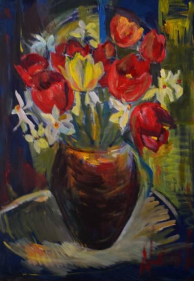 Poza Tulip bouquet