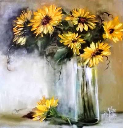 Poza Umbra florii soarelui
