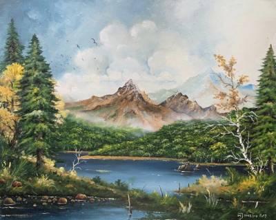 Poza Un alt peisaj de munte