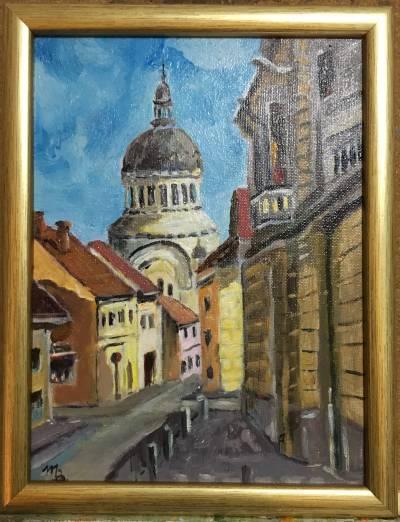 Poza Vedere din Cluj - strada Maniu