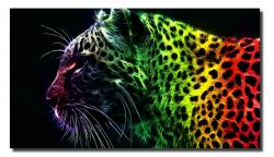 Picturi canvas Abstract animal picture