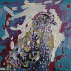 Picturi abstracte/ moderne Vultur