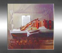 Picturi abstracte/ moderne muzica si har--v077