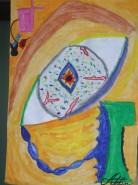 Picturi abstracte/ moderne Lacrimi bionice