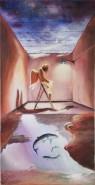 Picturi abstracte/ moderne In deriva