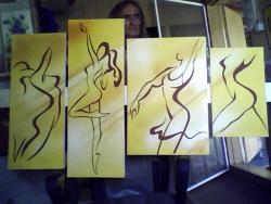 Picturi abstracte/ moderne gratie1