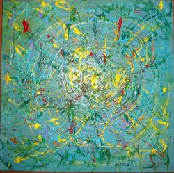 Picturi abstracte/ moderne Basilicum