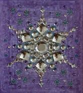 Picturi abstracte/ moderne Cristal violet