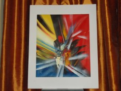 Picturi abstracte/ moderne Buchet