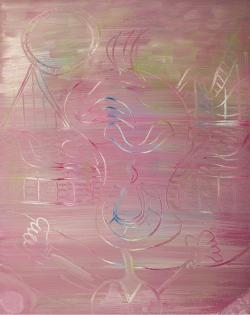 Picturi abstracte/ moderne Amusement Park