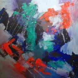 Picturi abstracte/ moderne Joc