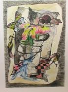 Picturi abstracte/ moderne Clipa