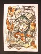 Picturi abstracte/ moderne Eliberati din navod