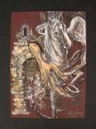 Picturi abstracte/ moderne In poarta cetatii