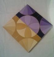 Picturi abstracte/ moderne Simetrie
