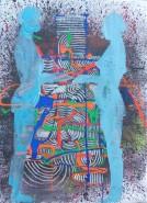 Picturi abstracte/ moderne Conexiuni