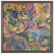 Picturi abstracte/ moderne Dialogul granzilor