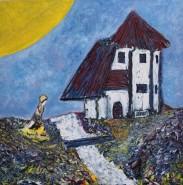 Picturi abstracte/ moderne Morarita