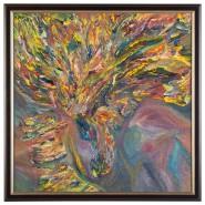 Picturi abstracte/ moderne Pomul vietii