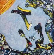 Picturi abstracte/ moderne Poveste cu final fericit