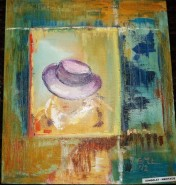 Picturi abstracte/ moderne Meditatie