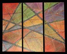 Picturi abstracte/ moderne Labirint