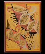 Picturi abstracte/ moderne Cuib