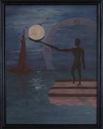 Picturi abstracte/ moderne 6 fara un sfert