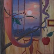 Picturi abstracte/ moderne Eden