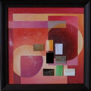 Picturi abstracte/ moderne Red