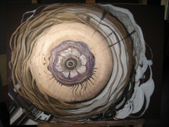 Picturi abstracte/ moderne The eye ii
