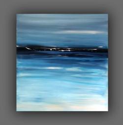 Picturi abstracte/ moderne Dor de mare - III