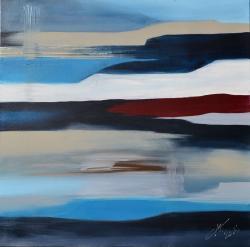 Picturi abstracte/ moderne dupa dealuri