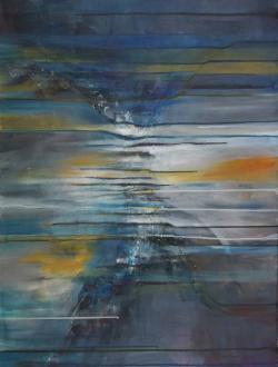 Picturi abstracte/ moderne Intre doua lumi