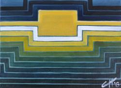Picturi abstracte/ moderne Spre Divinitate