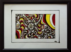 Picturi abstracte/ moderne Lumea azi