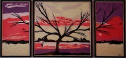 Picturi abstracte/ moderne Singur