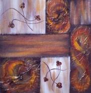 Picturi abstracte/ moderne De toamna 5