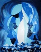 Picturi abstracte/ moderne Portile apei