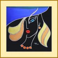 Picturi abstracte/ moderne Diva