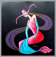 Picturi abstracte/ moderne Himera