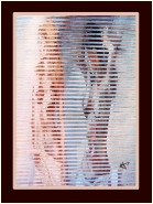 Picturi abstracte/ moderne Two nudes